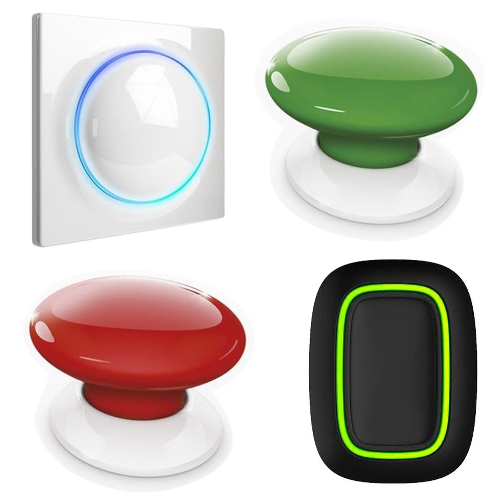 Smart включатели и кнопки