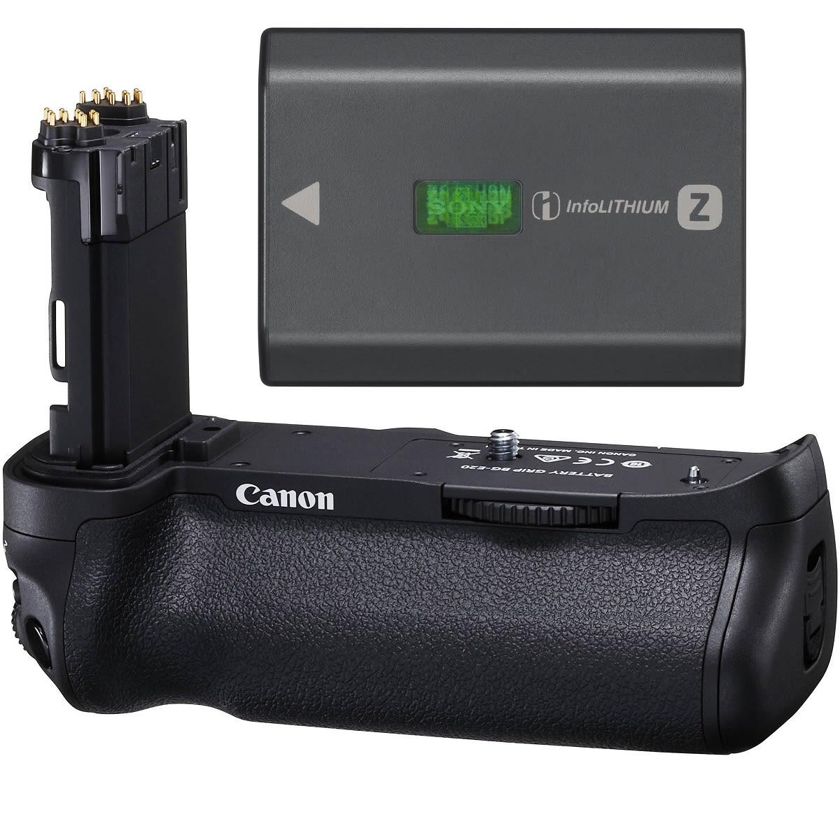 Аккумуляторы для фотоаппаратов
