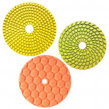 Круги та диски полірувальні