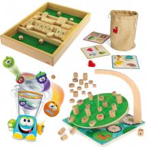 Дитячі настільні ігри