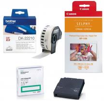 Расходные материалы для специализированных принтеров