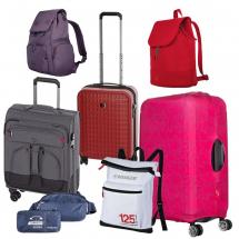 Дорожні сумки і валізи