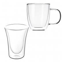 Чашки з подвійними стінками