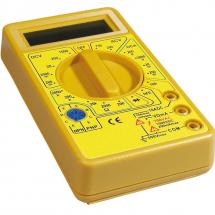 Мультиметри та вимірювальні прилади