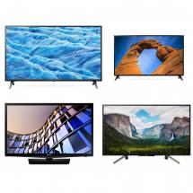 Телевизоры LCD, OLED, QLED
