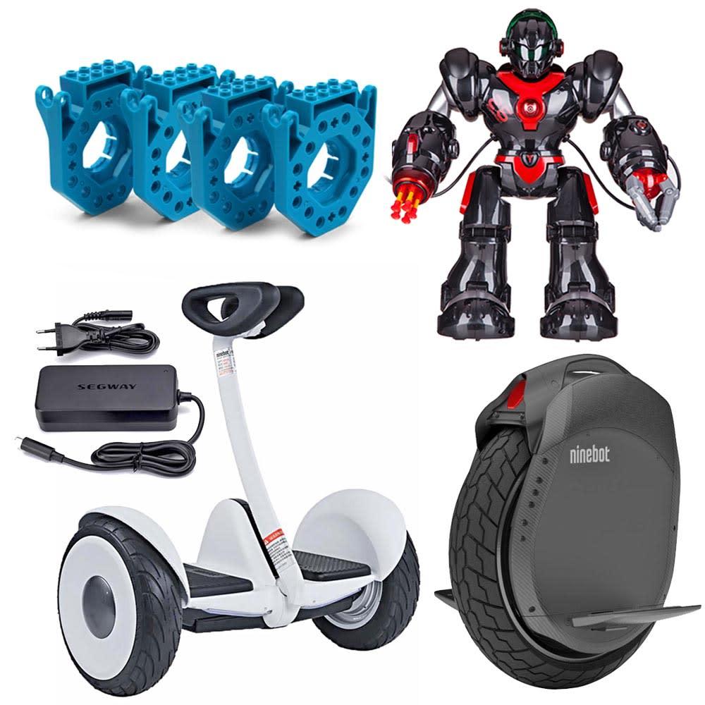 Электротранспорт и робототехника