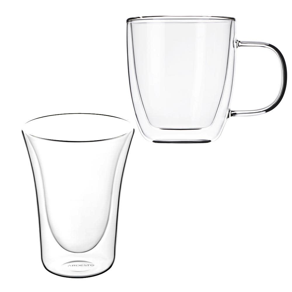 Чашки с двойными стенками