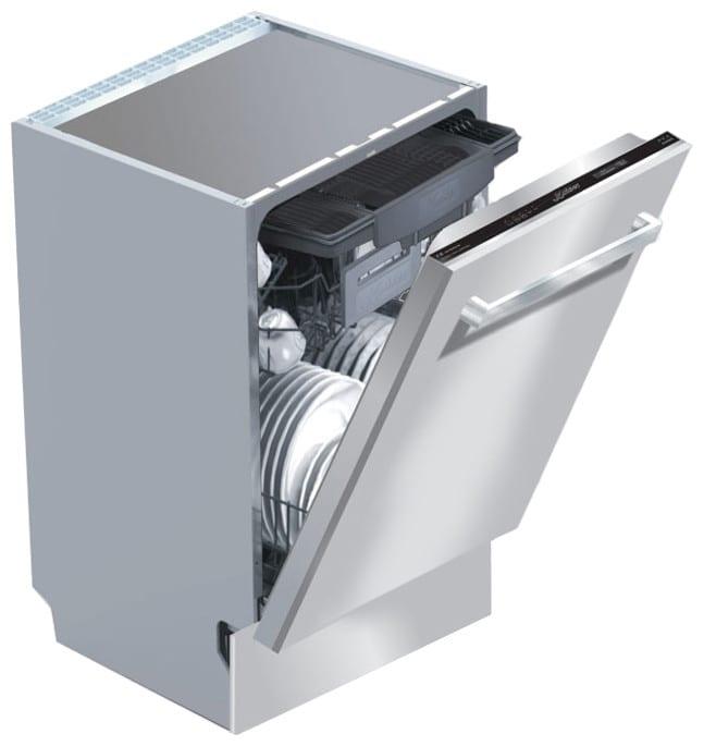 Встраиваемые посудомоечные машинки