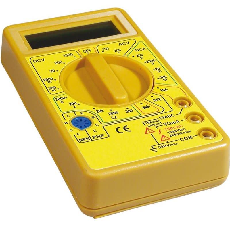 Мультиметры и измерительные приборы