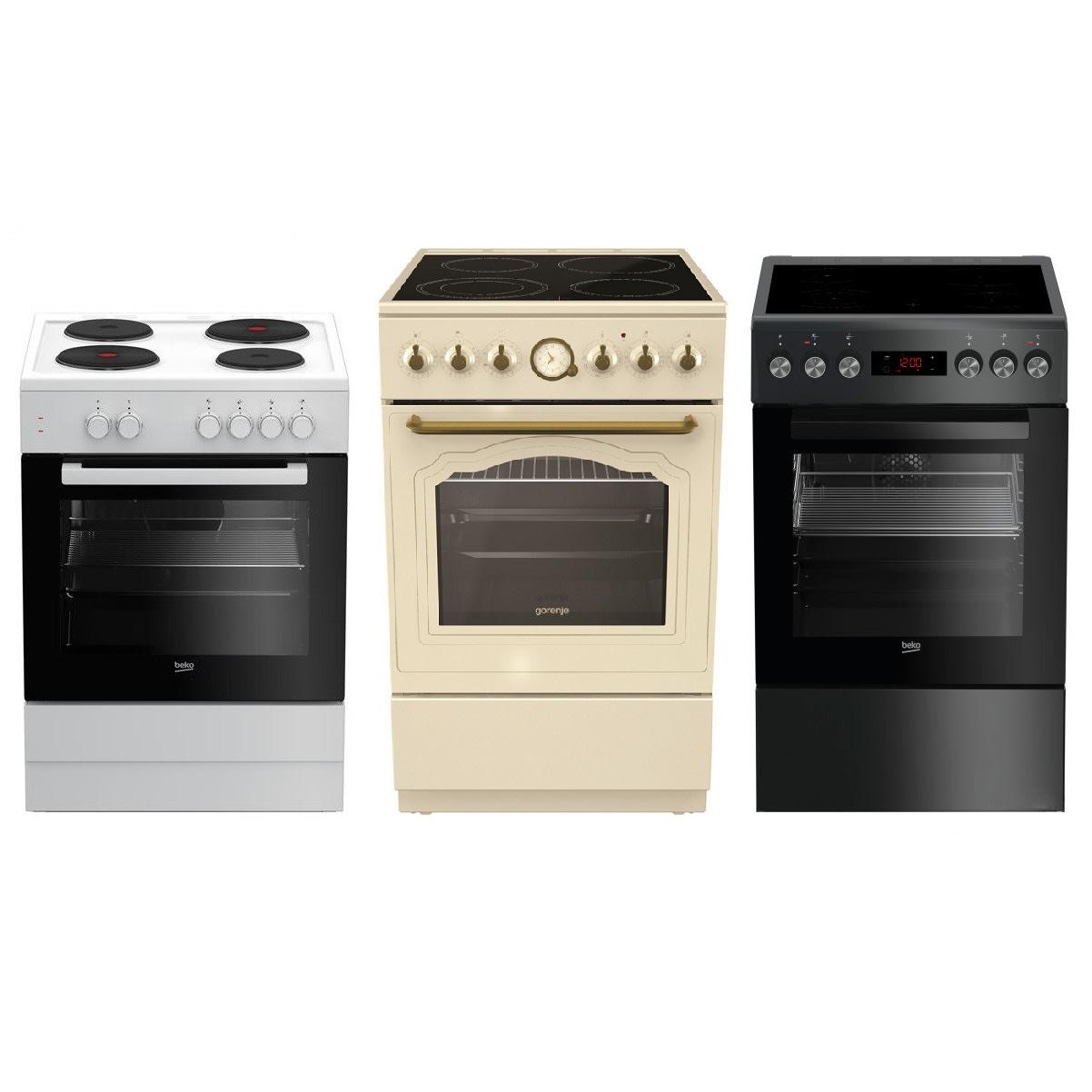 Кухонные плиты - Электрические