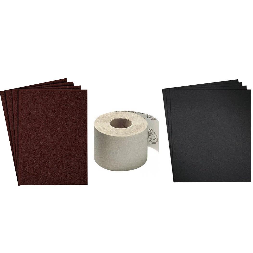 Шлифовальная бумага наждачка