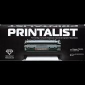 Картридж PRINTALIST  аналог Canon 725 Black (Canon-725-PL)