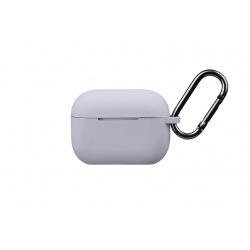 Чехол 2E Pure Color Silicone (2.5mm) для Apple AirPods Pro (2E-PODSPR-IBPCS-2.5-GR)