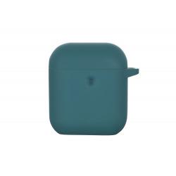 Чехол 2E Pure Color Silicone (3.0mm) для Apple AirPods (2E-AIR-PODS-IBPCS-3-STB)