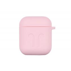 Чехол 2E Pure Color Silicone Imprint (1.5mm) для Apple AirPods (2E-AIR-PODS-IBSI-1.5-LPK)