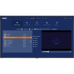 Інформаційний дісплей MultiSync V484-MPi3 (60005005)