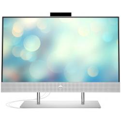 ПК-моноблок HP All-in-One 23.8FHD IPS AG/AMD Ryzen5 4500U/8/256F/int/kbm/DOS/Silver (426G8EA)