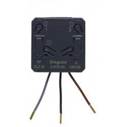 with NETATMO. Інтерфейс сухих контактів 3-проводовий для стандартних перемикачів. (067694)
