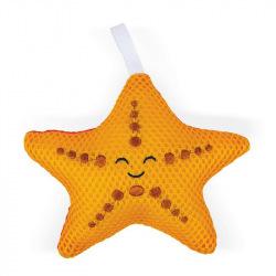 Мочалка для купания Janod Морская звезда J04728-2 (J04728-2)