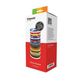 Набір нитки 1.75мм PLA для ручки 3D Polaroid  (22 кольори) (PL-2503-00)