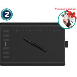 Графический планшет Huion New 1060Plus + перчатка (1060PLUS)