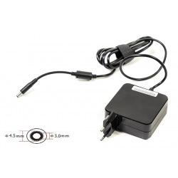 Блок питания для ноутбуков PowerPlant DELL 220V, 19.5V 65W 3.34A (4.5*3.0) wall mount (WM-DL65G4530)