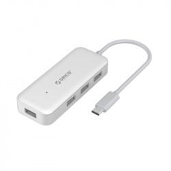 USB-хаб ORICO TC4U-U3-SV-BP (CA912766    )