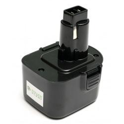 Аккумулятор PowerPlant для шуруповертов и электроинструментов DeWALT GD-DE-12 12V 2.5Ah NIMH(DE9074) (DV00PT0034)