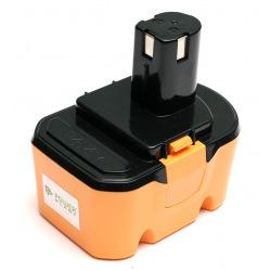 Аккумулятор PowerPlant для шуруповертов и электроинструментов RYOBI GD-RYO-14.4(A) 14.4V 3.3Ah NIMH (DV00PT0045)