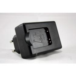 Сетевое зарядное устройство PowerPlant Olympus LI-40B, NP-80, EN-EL10, SLB-10A Slim (DVOODV2912)