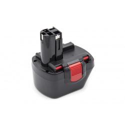Аккумулятор PowerPlant для шуруповертов и электроинструментов BOSCH 12V 4Ah (BAT043) (TB920686)
