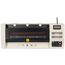 Ламінатор А3 2E L-3250, 600мм/хв, 50-250мкм, 4 вали, гаряче та холодне ламінування (2E-L-3250)