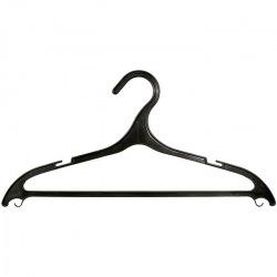 Вішак пластиковий для легкого одягу, розмір 48-50, 430 мм  Elfe (MIRI92908)