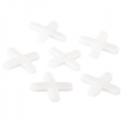 Хрестики для кладки плитки 3.0 мм, 250 шт,  SPARTA (MIRI880725)