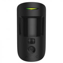 Беспроводной датчик движения с фотофиксацией Ajax MotionCam черный (000016445)