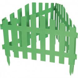 """Паркан декоративний """"Марокко"""", 28 х 300 см, зелений, PALISAD (MIRI65030)"""