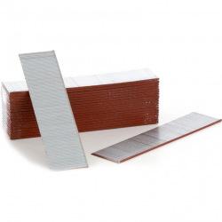 Цвяхи для пневматичногонейлера, довжина - 30 мм, ширина - 1,25 мм, товщина - 1 мм, 5000 шт MTX (MIRI576109)
