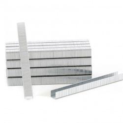 Скоби для пневматичного степлера, глибина 10 мм, ширина - 1.2 мм, товщина - 0.6 мм, ширина скоби - 11.2 мм, 5000 шт, MТХ (MIRI57