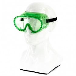 """Окуляри закриті """"Ергономічні""""  з прямою вентиляцією, полікарбонат,  СИБРТЕХ (MIRI89163)"""