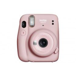 Фотокамера миттєвого друку Fujifilm INSTAX Mini 11 BLUSH PINK (16655015)