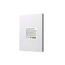 Плівка для ламінування A4 2E, матове покриття, 125 мкм (2E-FILM-A4-125M)