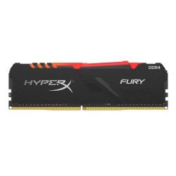 Память для ПК Kingston DDR4 3733 16GB KIT (8GBx2) HyperX Fury RGB (HX437C19FB3AK2/16)