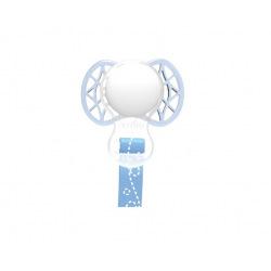 Тримач для пустушки Nuvita синій  (NV6070Blue)