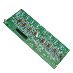 Плата расширения Panasonic KX-TDA1186X для KX-TDA100D, 8-Port Analogue Trunk Daughterboard (KX-TDA1186X)