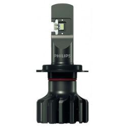 Лампа світлодіодна Philips H7 Ultinon Pro9000 +250%, 2 шт/комплект (11972U90CWX)