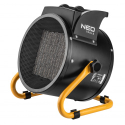 Обігрівач керамічний теплова гармата NEO TOOLS 3 кВт, PTC, 280 м3 / ч (90-063)