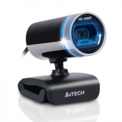 Веб-камера A4Tech PK-910H USB Silver-Black (PK-910 H (Silver-Black))