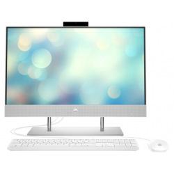 ПК-моноблок HP All-in-One 23.8FHD IPS AG/AMD Ryzen5 4500U/8/256F+1000/int/kbm/DOS/Silver (426G6EA)