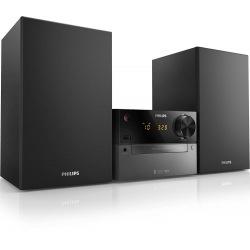 Микросистема Philips BTM2310 FM, 15W, MP3-CD, USB, Wireless (BTM2310/12)