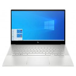 Ноутбук HP ENVY 15-ep0017ur 15.6UHD IPS AG/Intel i7-10750H/32/2x1024F/NVD2060-6/W10/Silver (1U9K0EA)